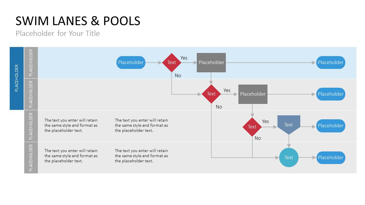 Create Flowcharts With Powerpoint