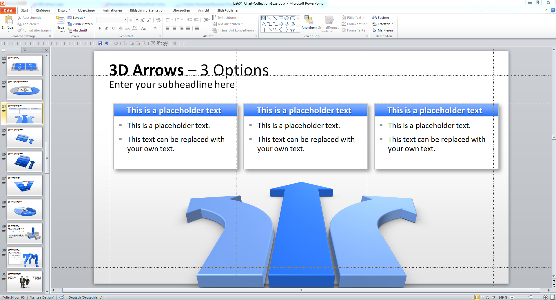 tutorial: how to display 4:3 powerpoint presentations in 16:9, Powerpoint templates