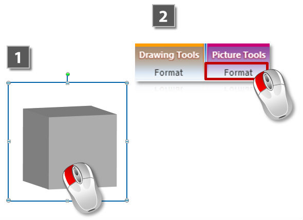 How to add outlines to §d objects (steps 1-2)
