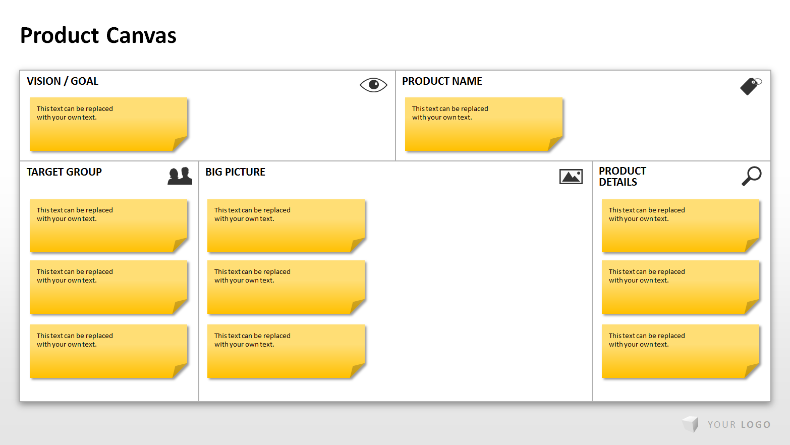Product Canvas Product Development Made Easy