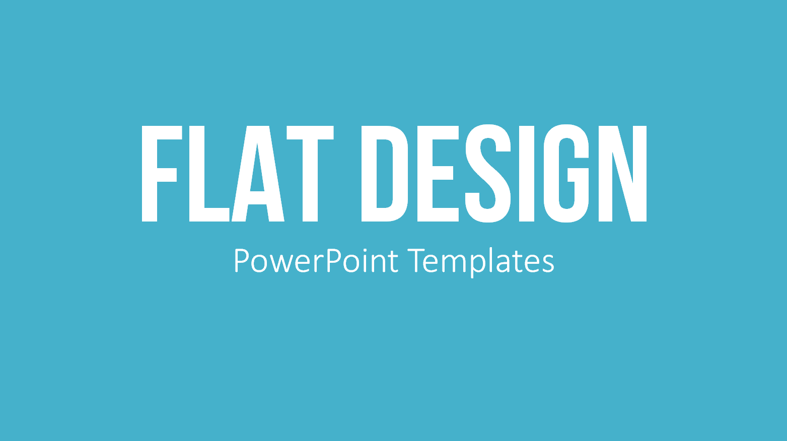 Upgrade your presentation with flat design graphics upgrade your presentation with flat design graphics presentationload blog toneelgroepblik Image collections