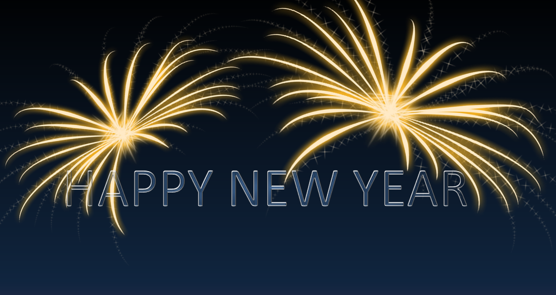 ppt template free new year