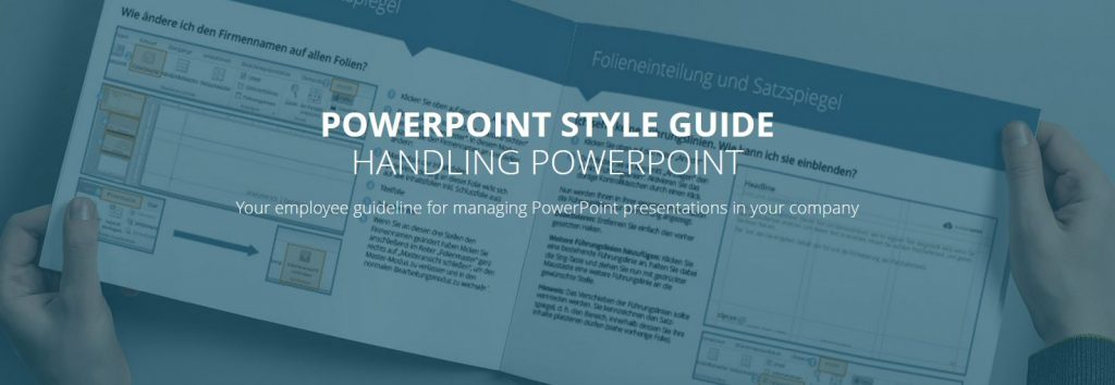 PowerPoint style guide