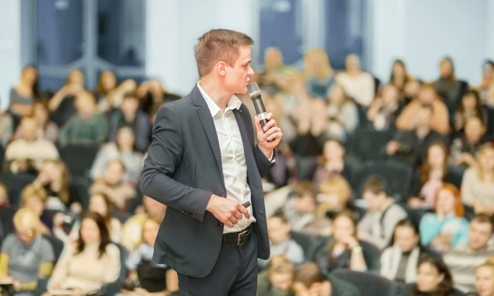 five common mistakes in the first 30 seconds of a presentation