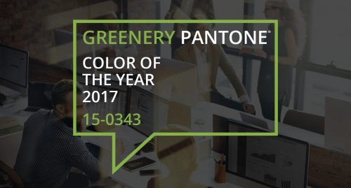 greenery - color of the year