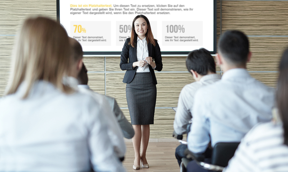 Eye Contact Is Key: How to Improve Eye Contact During Your Presentation    PresentationLoad Blog